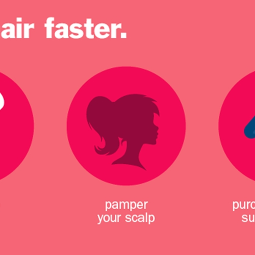 3 tricks to make your hair grow faster