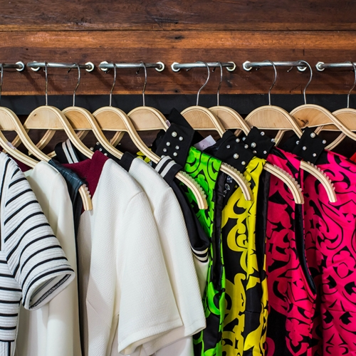 A step-by-step guide to spring cleaning your wardrobe