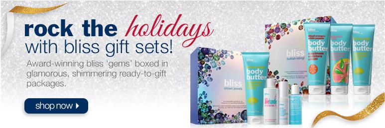shop holiday gift sets
