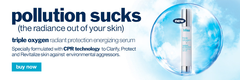 triple oxygen radiant protection serum