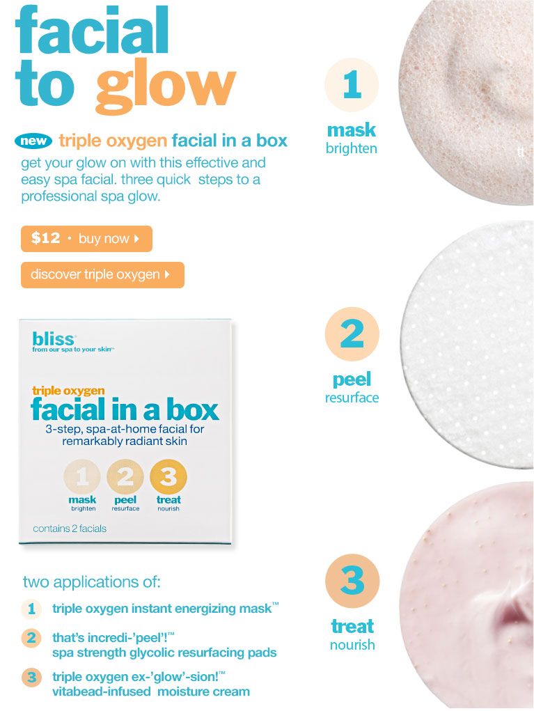 facial in a box