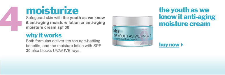 anti-aging moisturizer