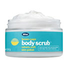 bliss lemon+sage body scrub 12 oz