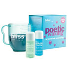 bliss poetic waxing® microwaveable waxing kit