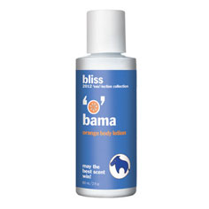 bliss limited edition 'o'bama body lotion 2oz