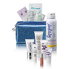 holiday beauty bag