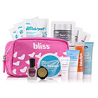 bliss girls night beauty bag