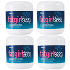 fatgirlsleep® set of 4