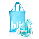 bliss limited-edition spa-ficionado set