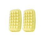 lemon + sage body bar set of 2