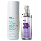 bliss 'firm action' face serum and neck firming cream set