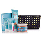 kate spade saturday + bliss beauty on the fly gift set