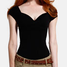 cass luxury shapewear sweetheart xtra top