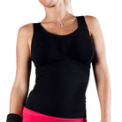 lytess excelsport fitness top (black)