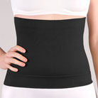 shape &amp; slim sculpt activwear corrective belt (black)