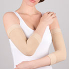 shape & slim tone activ'wear sleeves (nude)