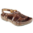 kals earth embrace sandal (brown)