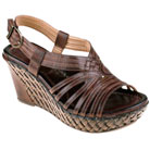 earth paradise sandal (brown)