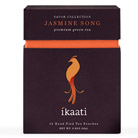 ikaati jasmine song premium organic green tea