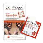 la fresh acetone-free nail polish remover