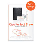 chella ciao, perfect brow brow full-fillment kit