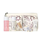 gift: sisley laser flowers bag
