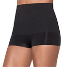 spanx haute contour® shorty (black)