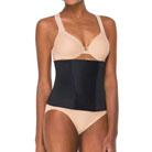 spanx bootsie-yay! comfy corset (black)