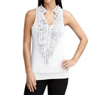 yummie tummie roz top (white)