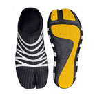 ZEMgear 360 ninja split toe low (black/silver)