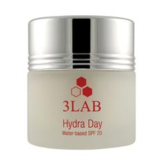 3lab hydra day w/water-based spf 20 2 oz.