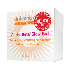 dr. dennis gross skincare alpha beta glow pads