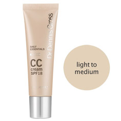 dr dennis gross cc cream spf 18 - light to medium