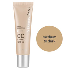 dr dennis gross cc cream spf 18 - medium to dark