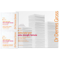 dr. dennis gross skincare extra strength alpha beta peel (60 applications)