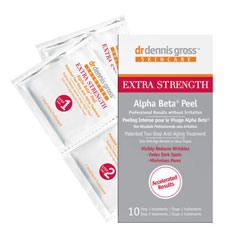 gift: extra strength alpha beta peel