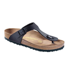 birkenstock gizeh sandal (black)