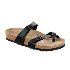 birkenstock mayari sandal (black)