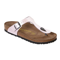 birkenstock gizeh sandal (perfect pink)
