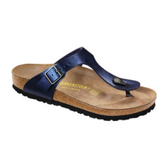 birkenstock gizeh sandal (insignia blue)
