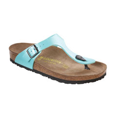 birkenstock gizeh sandal (cockatoo)