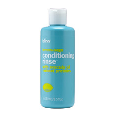bliss lemon + sage conditioning rinse 8.5 oz