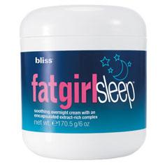bliss fatgirlsleep®