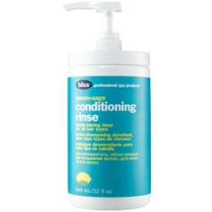 lemon+sage conditioning rinse pro size 32 oz