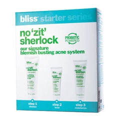 bliss no zit sherlock complete acne system