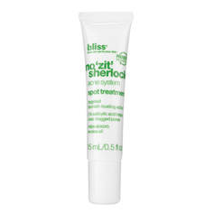 bliss no zit sherlock spot treatment