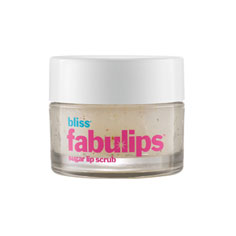 bliss fabulips sugar lip scrub