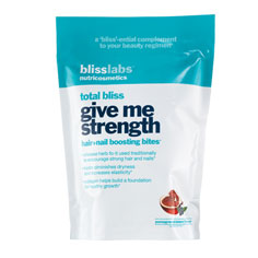 blisslabs™ nutricosmetics total bliss give me strength