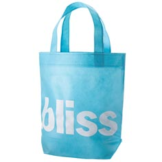 BLISS LARGE BLUE TOTE