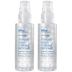 bliss lid + lash wash set of 2